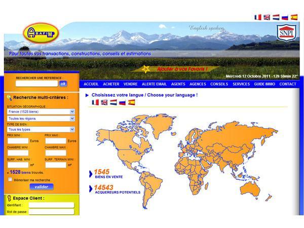 Abafim - Agence Immobilière Tarbes
