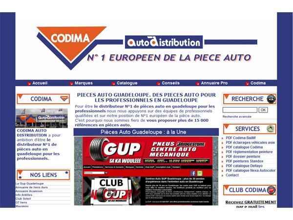 Codima Auto Distribution