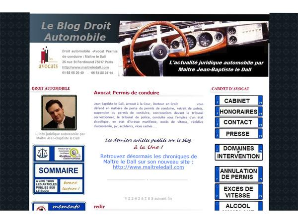 Droit automobile