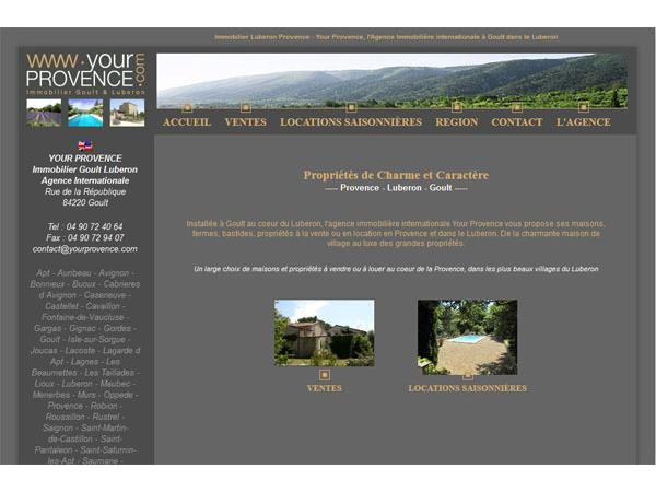 Agence Your Provence