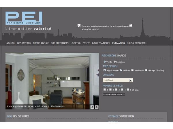 Paris Euro Immobilier