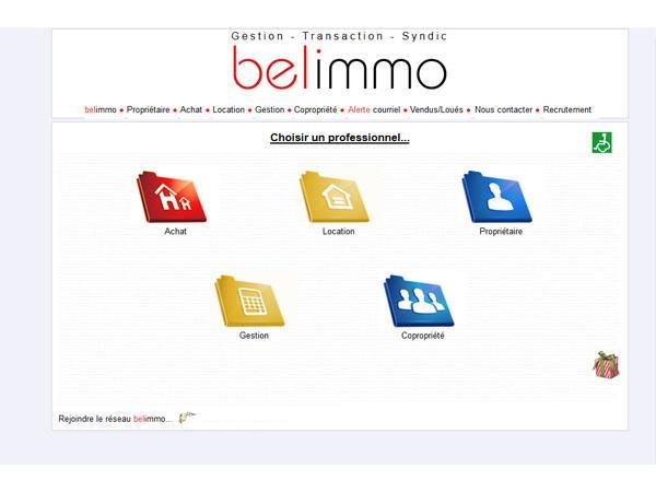 Agence immobilière Paris - belimmo