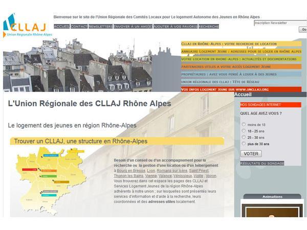 Logement des jeunes en Rhône-Alpes