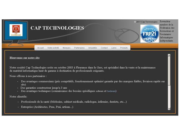 Cap Technologies