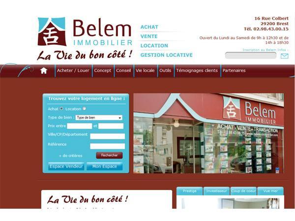 Belem Immobilier Brest