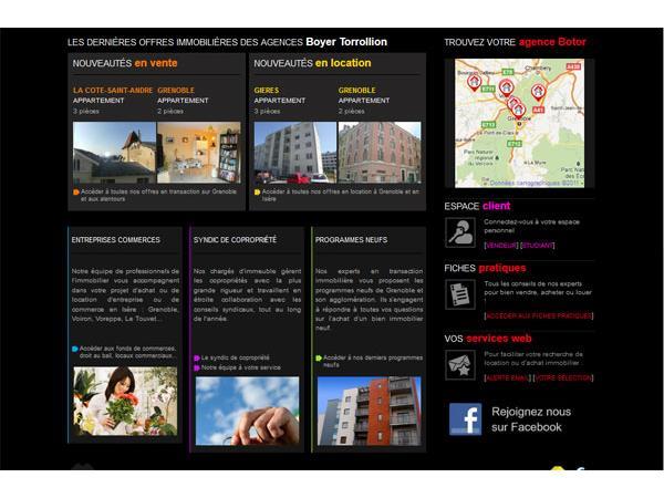 Boyer Torrollion: tout l immobilier sur Grenoble