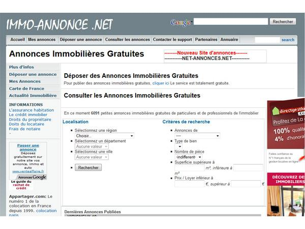 Immo-annonce.net