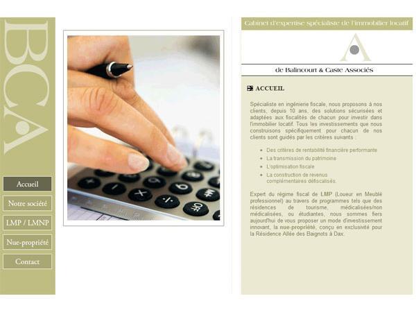 BCA Cabinet Défiscalisation et Gestion Patrimoine