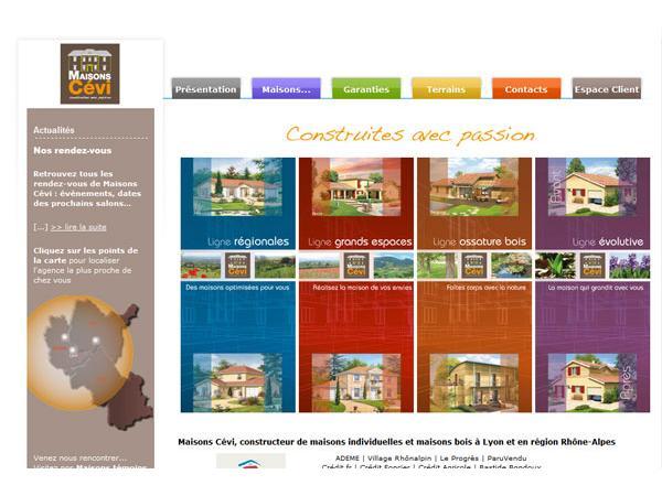 Cevi Constructeur Villas et Maisons Individuelles
