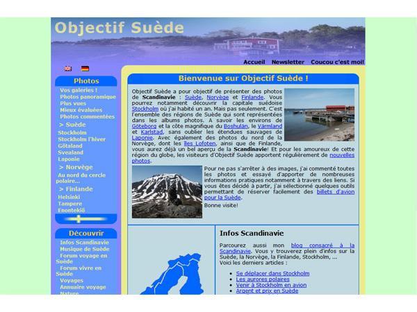 Objectif Suède