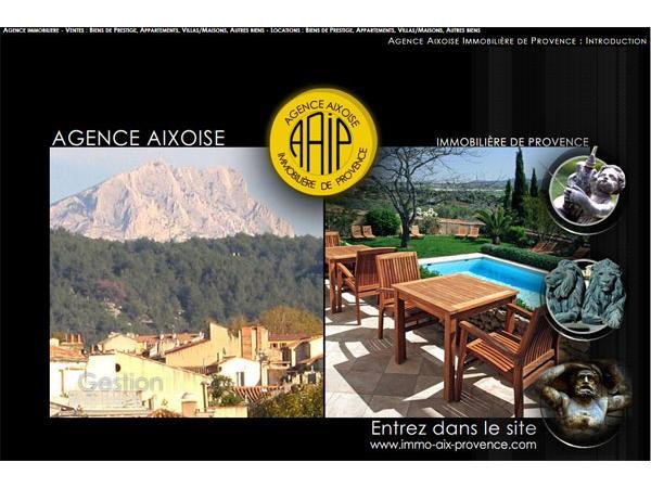Agence Aixoise Immobilière de Provence