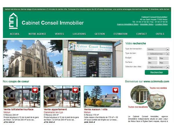 Cabinet Conseil Immobilier Melun Ile-de-France