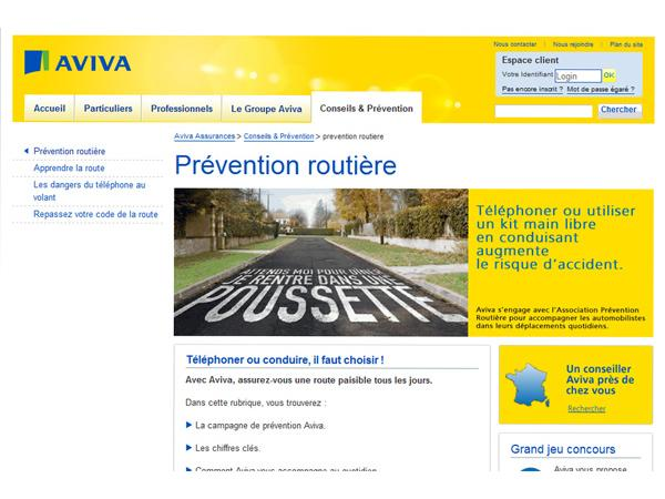 Aviva Prevention