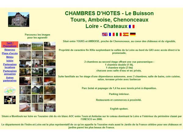 Chambre Le Buisson