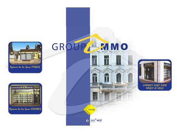 Agence de la Gare Cabinet Euro 2000 Val d'Oise