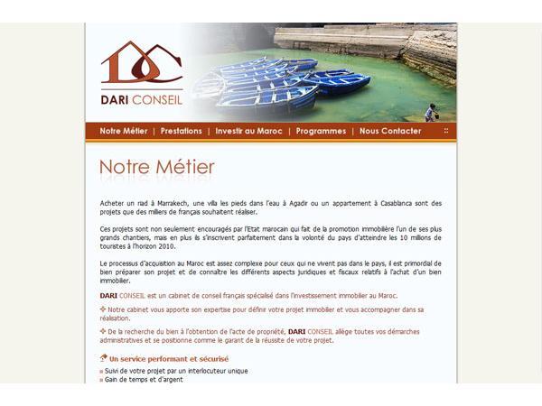 Conseil Investissement immobiler au Maroc