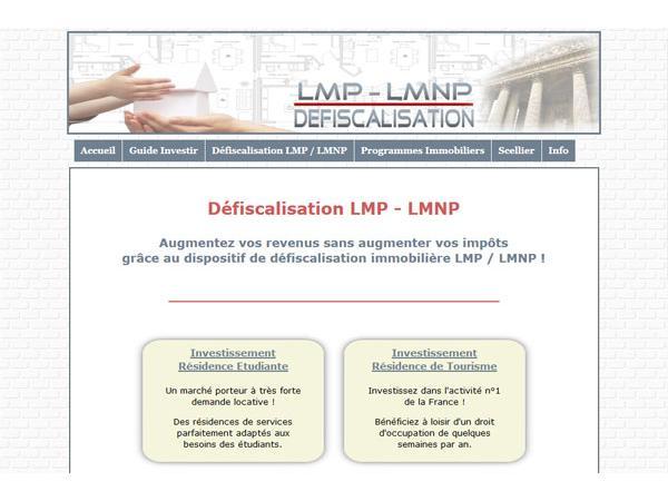 Défiscalisation : investir en LMP ou LMNP