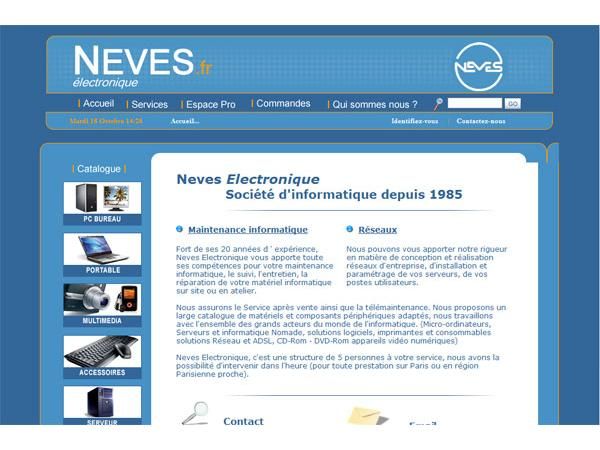 Neves electronique.fr