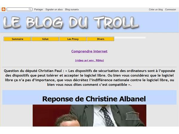 Le Blog du TroLL
