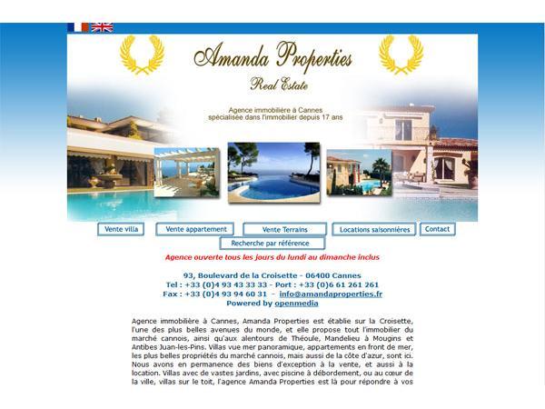 Agence immobilière Cannes, vente location appartements et villas à Cannes