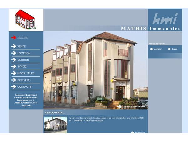 Agence immobiliere Mathis