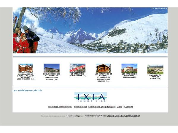 Ixia Immobilier