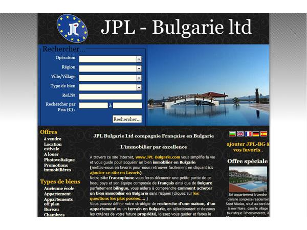 Immobilier en Bulgarie