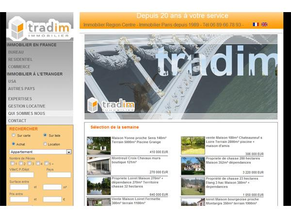 Agence Tradim