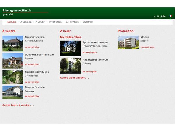 fribourg immobilier - appartements, maisons, immeubles, terrains