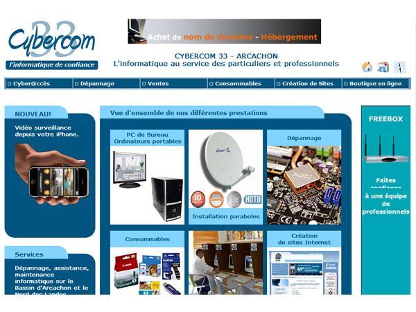 Cybercom33 - L'informatique de confiance