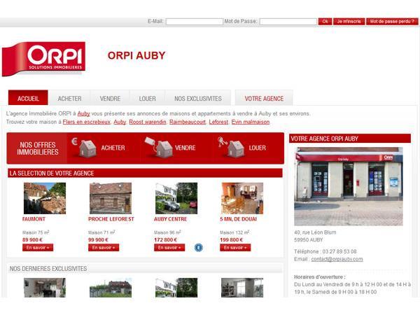 ORPI Auby