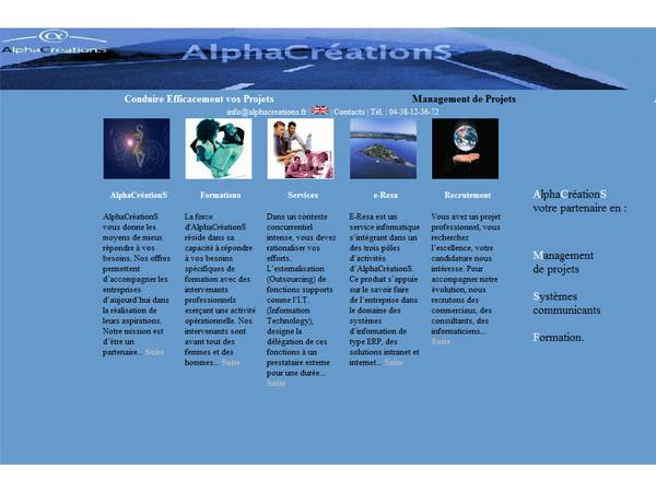 AlphaCréationS