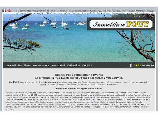 Immobilier hyeres agence immobiliere var