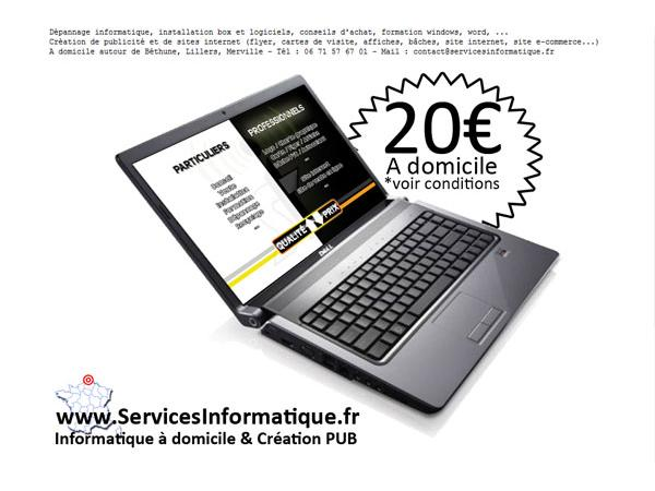 SI Services en Informatique