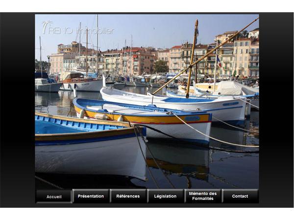 Agence RENO immobilier - Tout l'immobilier sur Cannes et la Côte d'Azur