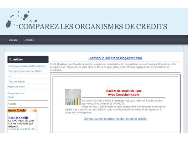 Simulez votre crédit immobilier en ligne