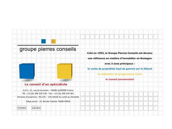 Groupe Pierres Conseils