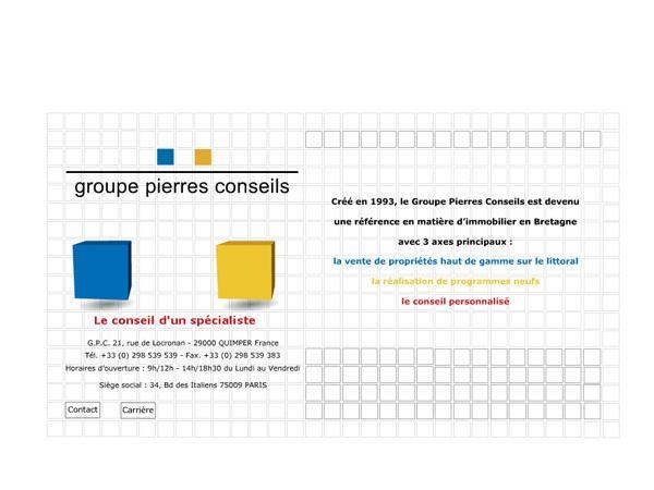 Groupe Pierres Conseils