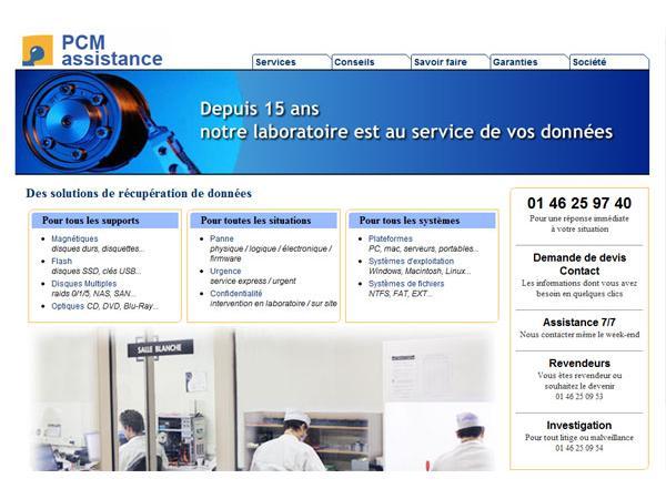 PCM assistance