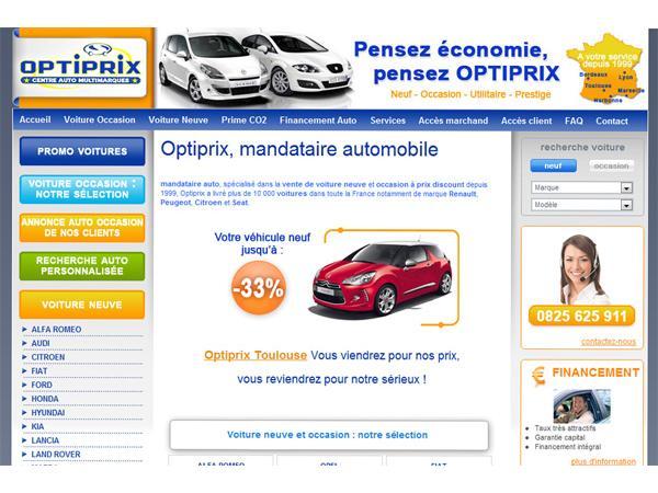 Optiprix.fr