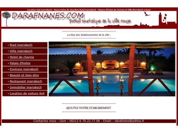 Villa Darafnanes Palmeraie Marrakech