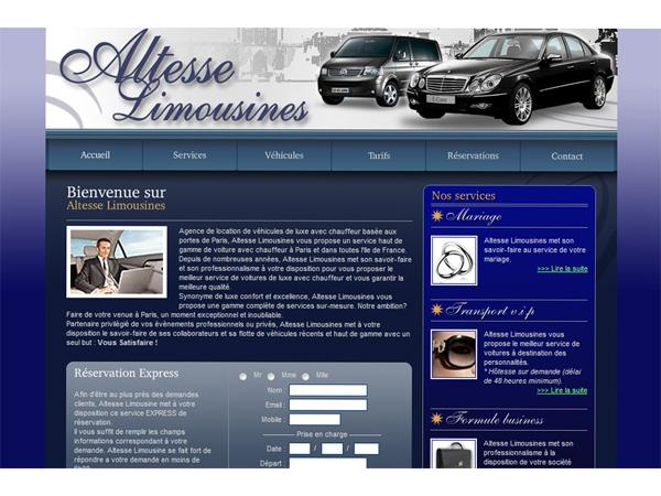 ALTESSE LIMOUSINES