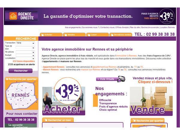 Agence Immobilière Directe