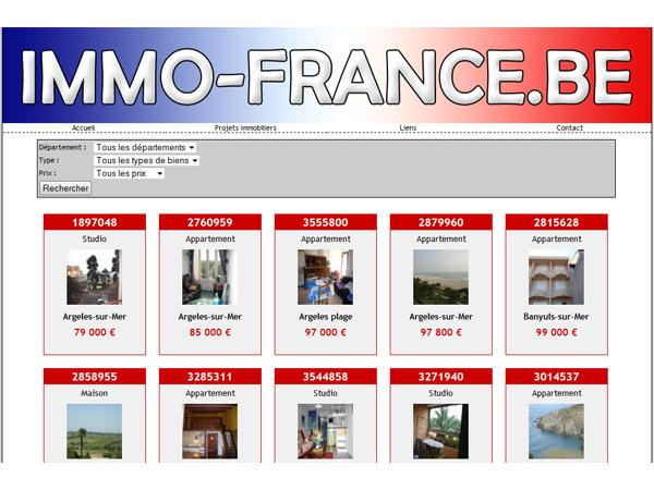 Immo-france.be