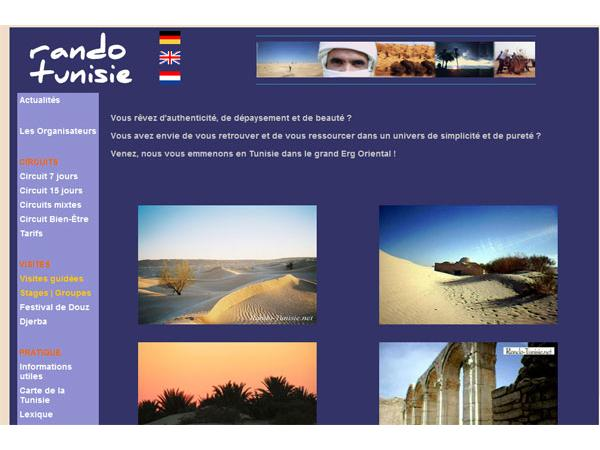 Rando-Tunisie