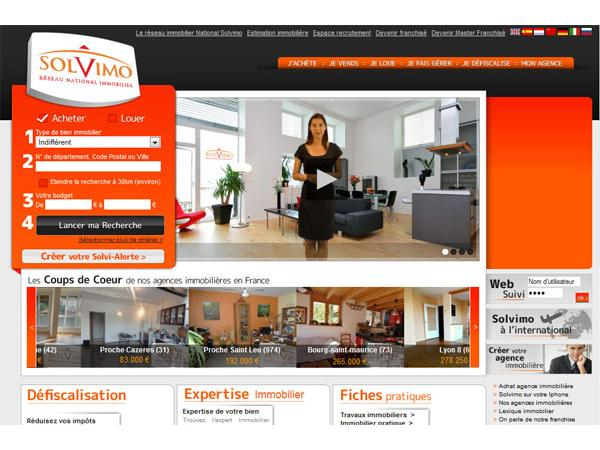 immobilier Solvimo