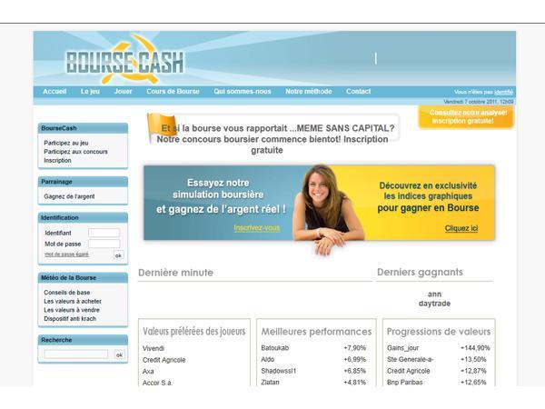 boursecash.com