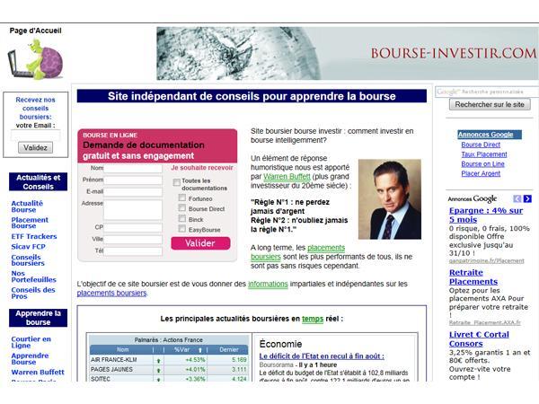 Bourse-investir.com