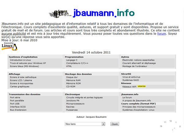 jbaumann.info