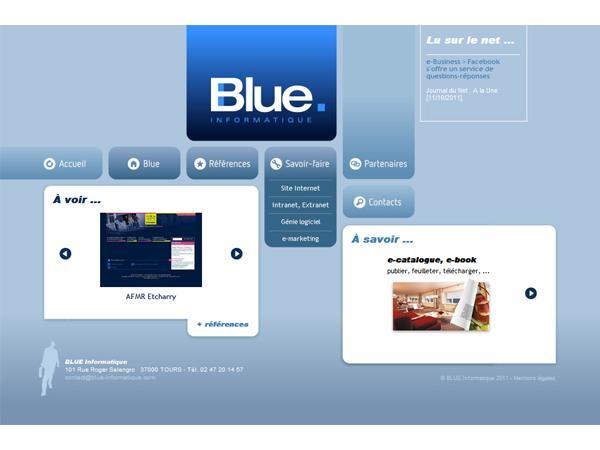 BLUE Informatique